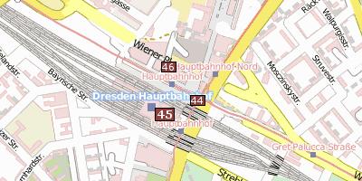 Dresden Hauptbahnhof Shopping Infos Tipps