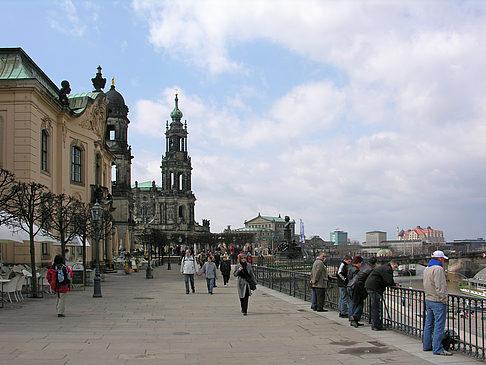 Bruhlsche Terrasse Fotos In Dresden In Bildergalerie Bruhlsche