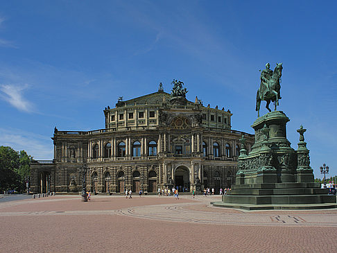 Foto Semperoper - Dresden